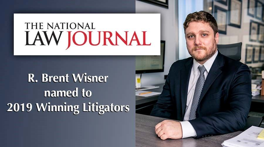 The National Law Journal Brent Wisner